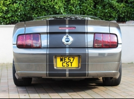 Ford Mustang for weddings in Watford